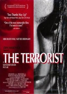 <i>The Terrorist</i> (1997 film) 1998 Indian film directed by Santosh Sivan