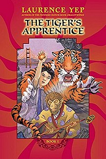 <i>The Tigers Apprentice</i> book by Laurence Yep