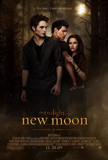 The Twilight Saga: New Moon - Wikipedia, the free encyclopedia