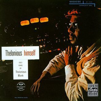 Thelonious Himself - Image: Thelonious Himself cover