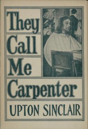 They Call Me Carpenter - First edition