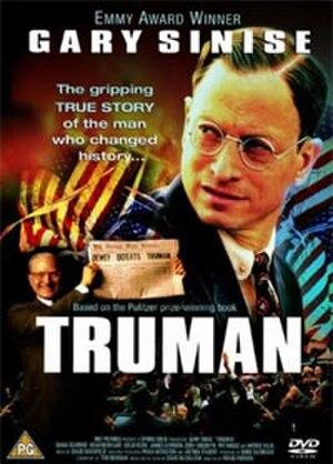 Truman (1995 film) - Image: Truman DVD Cover