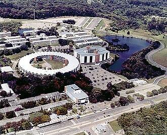 Unisinos - Unisinos aerial view.