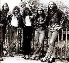 Uriah Heep Band Wikipedia