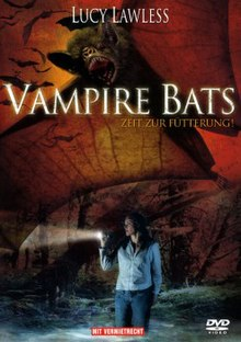 Vampire Bats (2005) (In Hindi) - Lucy Lawless, Dylan Neal, Liam Waite, Timothy Bottoms, Craig Ferguson