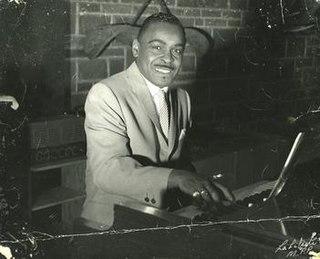 "Vann ""Piano Man"" Walls American musician"