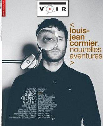Voir - Voir weekly newspaper (15 November 2012)