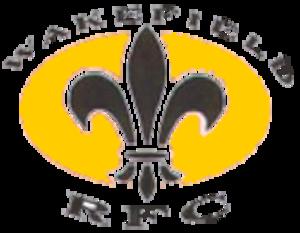 Wakefield RFC - Image: Wakefield rfc logo