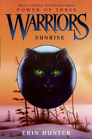 Sunrise (Hunter novel) - Image: Warriors Sunrise
