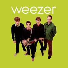 Weezer Christmas Sweater.Weezer Green Album Wikipedia