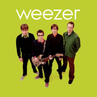 Weezer (2001 album) - Image: Weezer Green Album