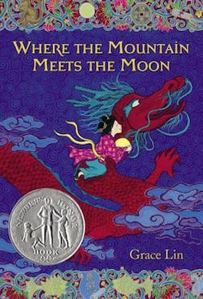Picture of a book: Where The Mountain Meets The Moon