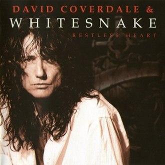 Restless Heart (Whitesnake album) - Image: Whitesnake restless heart