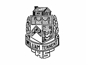 William Tennent High School - coat of arms used by WTHS