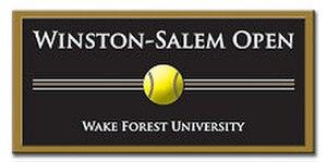 Winston-Salem Open - Image: Winston Salem Open Logo