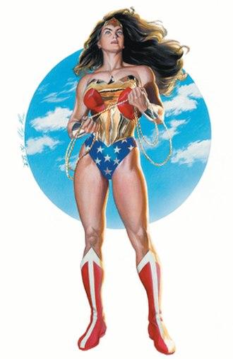 Wonder Woman - Image: Wonder Woman