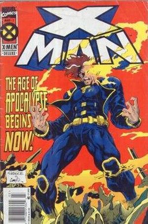 Nate Grey - Image: X man 1 1995