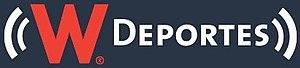 XEHL-AM - Image: XEX XEHL W Deportes logo