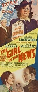 <i>Girl in the News</i> 1940 British thriller film