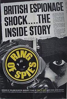 <i>Ring of Spies</i> 1964 British film