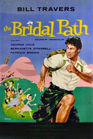 The Bridal Path (film) - British 1-sheet poster