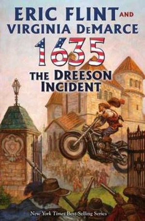 1635: The Dreeson Incident - Image: 1635 The Dreeson Incident Eric Flint