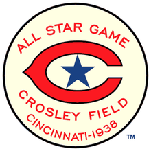 1938 Major League Baseball All-Star Game logo.png