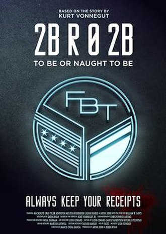2BR02B: To Be or Naught to Be - Theatrical release poster