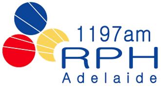 5RPH - Image: 5rph radio logo