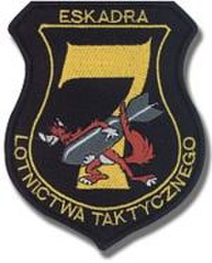 7th Tactical Squadron - 7.ELT Logo