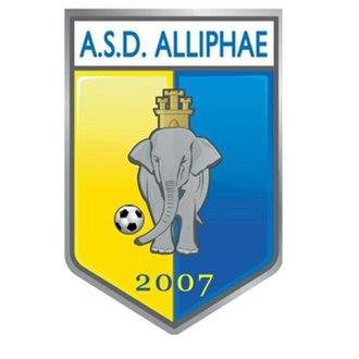 A.S.D. Alliphae - Image: A.S.D. Alliphae
