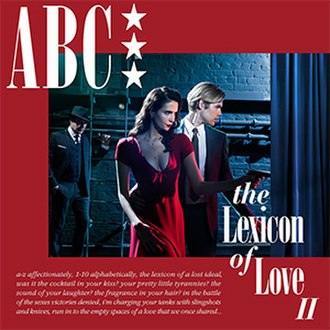 The Lexicon of Love II - Image: Abc lexicon of love II album cover