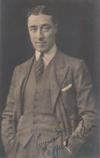 Clifford Mollison British actor