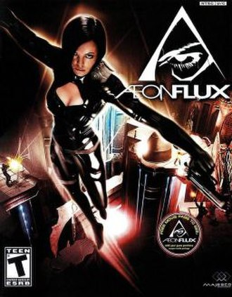 Æon Flux (video game) - Image: Aeonfluxgame