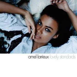 Lovely Standards - Image: Amel Larrieux Lovely Standards album cover
