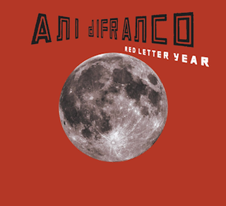 <i>Red Letter Year</i> 2008 studio album by Ani DiFranco