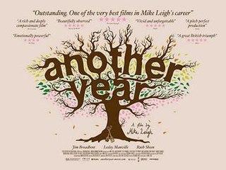 <i>Another Year</i> (film) 2010 film by Mike Leigh