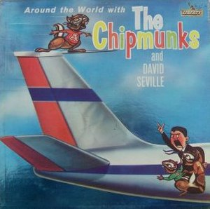 Around the World with The Chipmunks - Image: Aroundtheworldwithth echipmunksoriginal