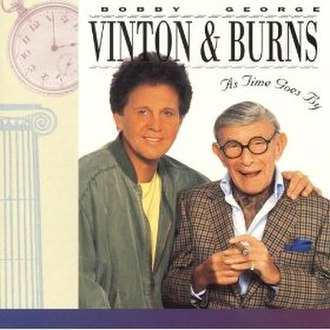 As Time Goes By (Bobby Vinton and George Burns album) - Image: As Time Goes By (Bobby Vinton and George Burns album)