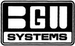 BGW Systems - Original BGW logo.