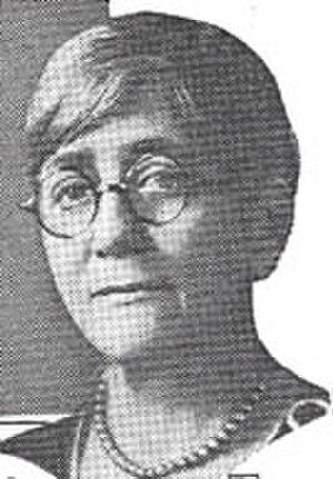 Helen Tufts Bailie - Helen Tufts Bailie, ca. 1928