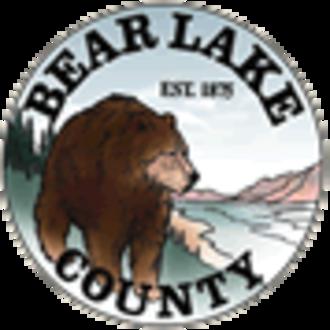 Bear Lake County, Idaho - Image: Bearlakecountyseal