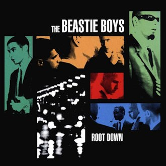 Root Down (EP) - Image: Beastie Boys Root Down