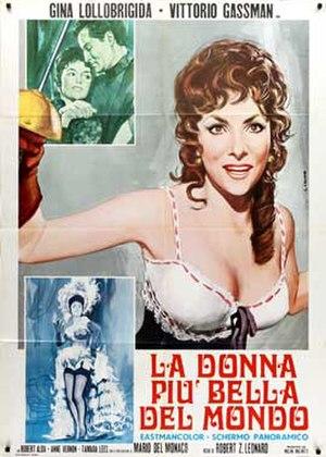Beautiful but Dangerous - Image: Beautiful but dangerous movie poster 1954