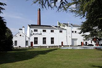 Benromach distillery - Image: Benromach Distillery