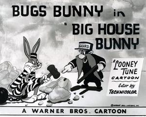 Big House Bunny - Lobby card