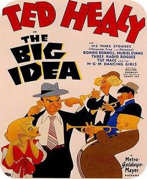 The Big Idea (1934 film) - Image: Bigidea 34colorcard