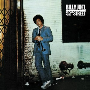 52nd Street (album) - Image: Billy Joel 52nd Street album cover