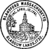 Official seal of Blandford, Massachusetts