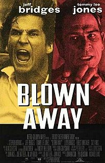 <i>Blown Away</i> (1994 film) 1994 film by Stephen Hopkins